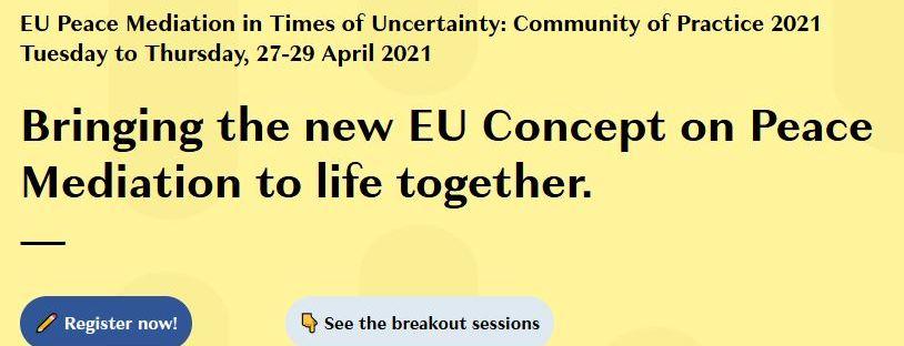EU Event title